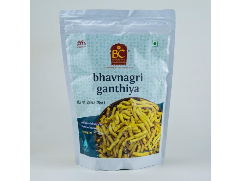 Закуска индийская Bhavnagri ganthiya 200 г