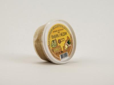 Витаминно энергетическая смесь Имбирь с медом 200 г Ямми Ямми