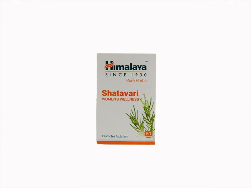 БАД Himalaya  Shatavari шатавари 60 таблеток