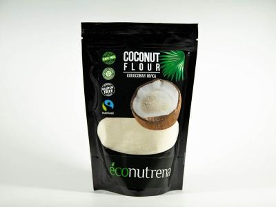 Кокосовая мука Coconut flour 250 г Econutrena