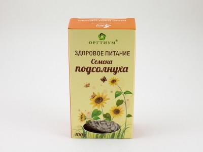 Семена Подсолнуха очищенные 100 г Оргтиум