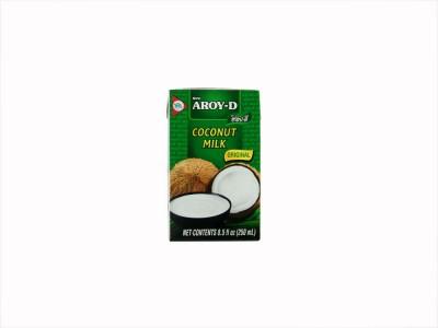 Кокосовое молоко 250 мл AROY-D тетра пак
