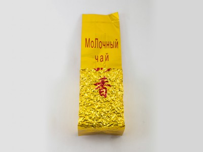 Чай Улун молочный 250 г золотая упаковка