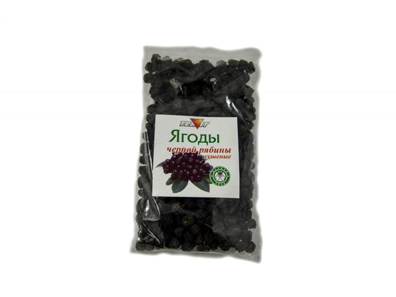 Ягоды рябины черноплодной сушеные 100 г Тиавит