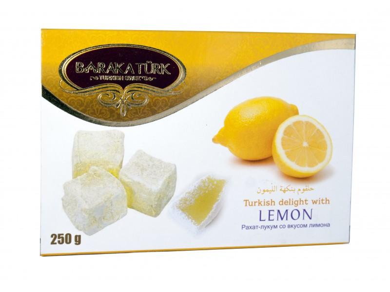 Рахат Лукум Лимон 250 г Baraka