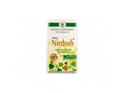 Сигареты нирдош с фильтром Nirdosh 10 шт Maans