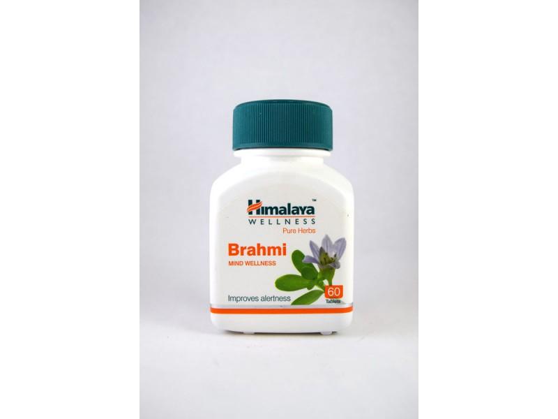 БАД Himalaya Brahmi брахми 60 таб