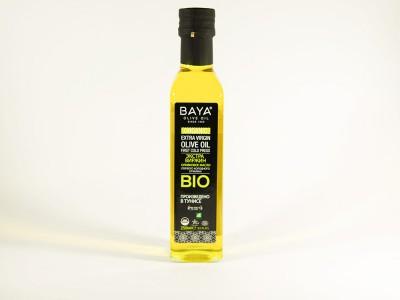 Масло оливковое 250мл Extra Virgin BIO BAYA