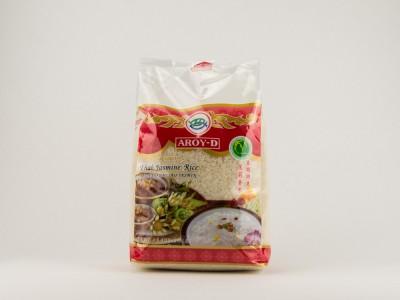 Рис тайский Жасмин категории А белый 4,5 кг AROY-D