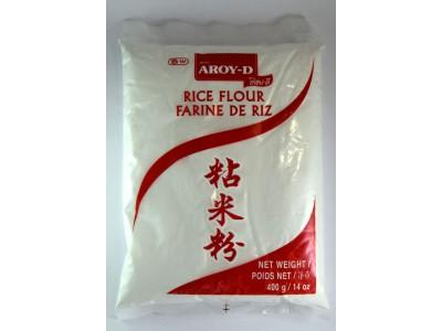 Мука рисовая 400 г AROY-D