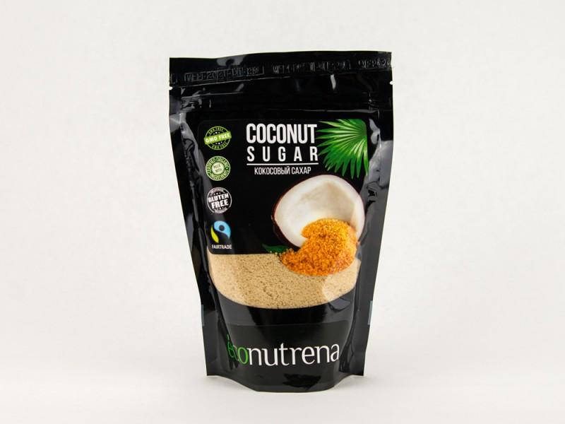 Сахар Кокосовый 250 г Econutrena
