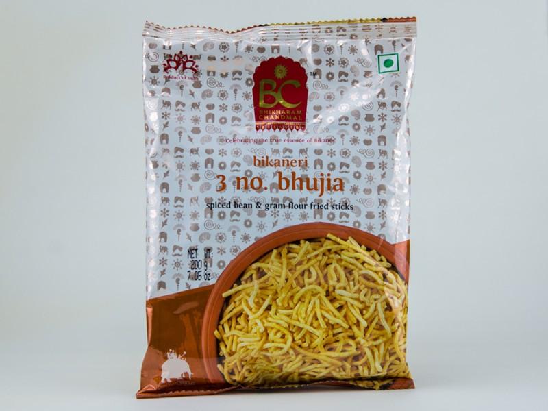 Закуска индийская BHUJIA NO 3 200 г