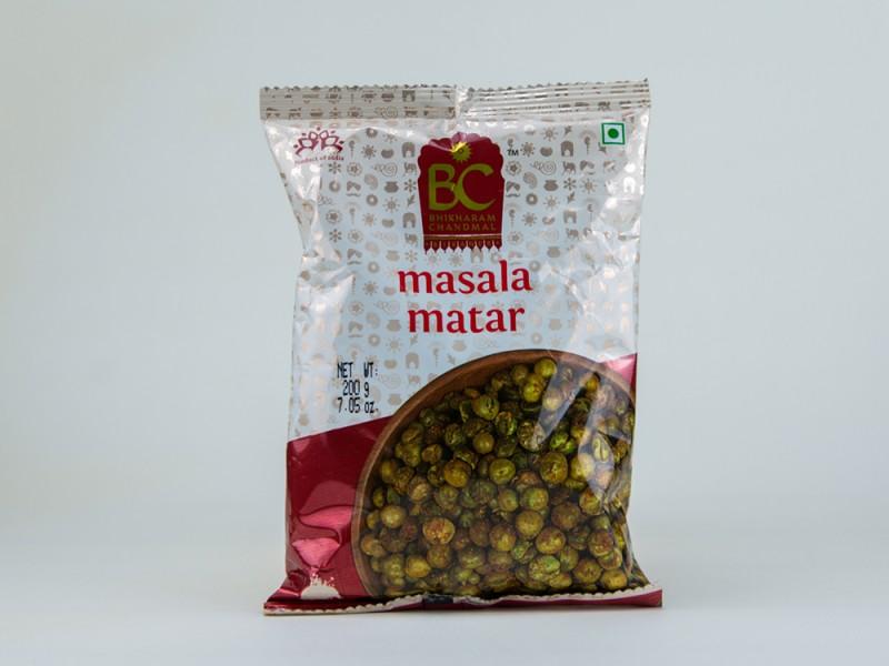 Закуска индийская Masala Matar 200 г