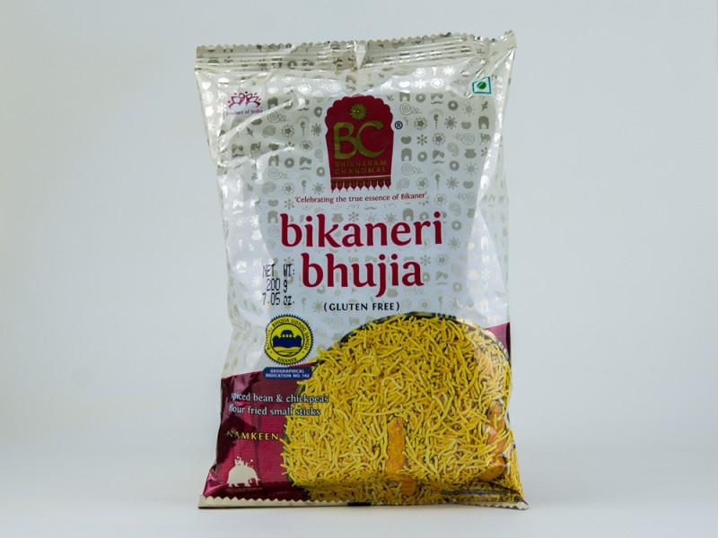 Закуска индийская Bikaneri bhujia 200 г