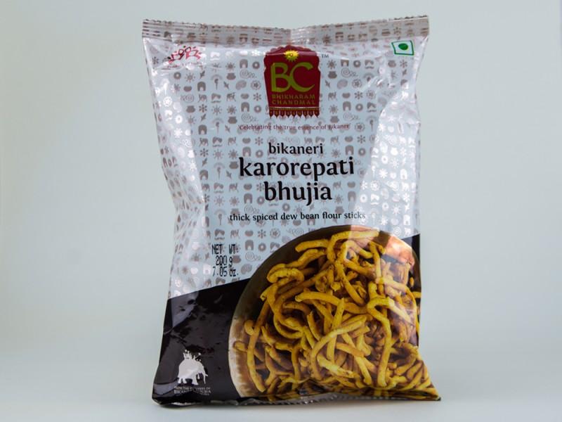 Закуска индийская Karorepati bhujia 200 г