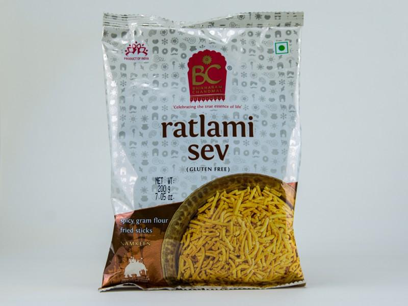 Закуска индийская Ratlami sev 200 г