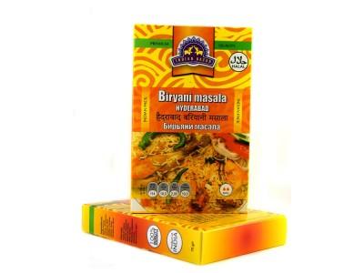 Бирьяни масала 75 г  INDIAN BAZAR коробка