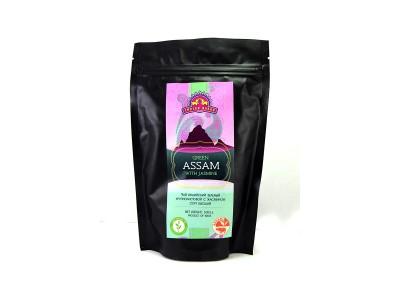 Чай Ассам зеленый жасмин  100г INDIAN BAZAR