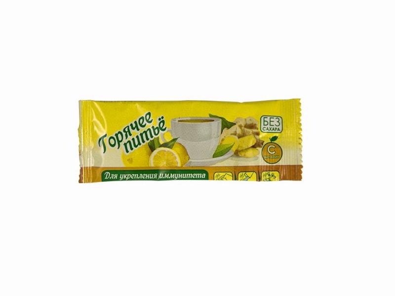 Горячее питье Лимон Имбирь 15 г