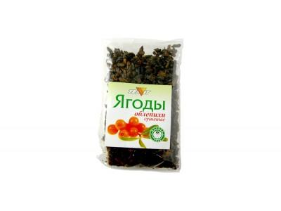 Облепиха ягода сушеная 50 г Тиавит