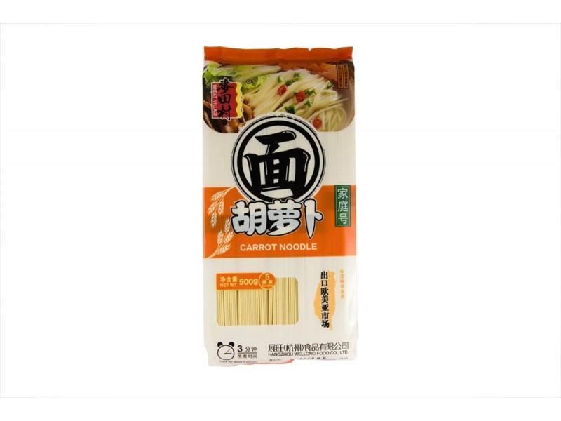 Лапша морковная 500 г Китай