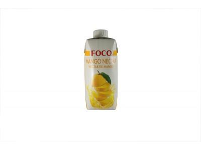 Нектар манго 330 мл FOCO тетра-пак