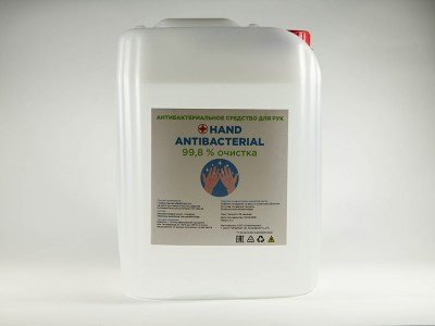 Антибактериальное средство для рук 5 л
