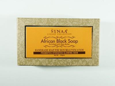 Мыло ручной работы Африканское черное 100 г Синая