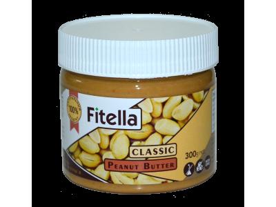 Арахисовая паста классическая 325 г Fitella фителла