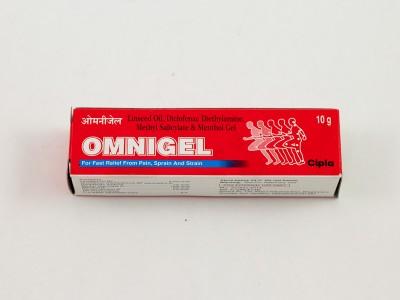 Аюрведический обезболивающий гель 10 г Омнигель OMNIGEL