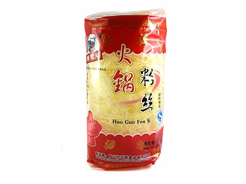Лапша стеклянная порционная 300 г Робот Huo Guo Fen Si