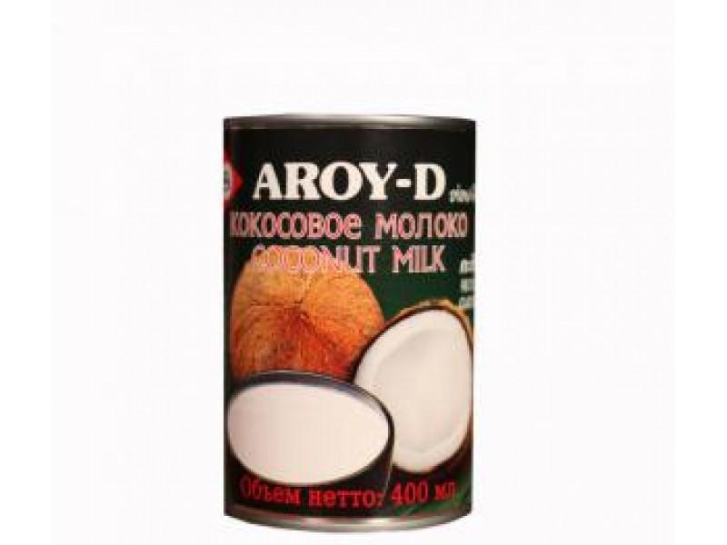 Кокосовое молоко 400 мл ж/б AROY-D