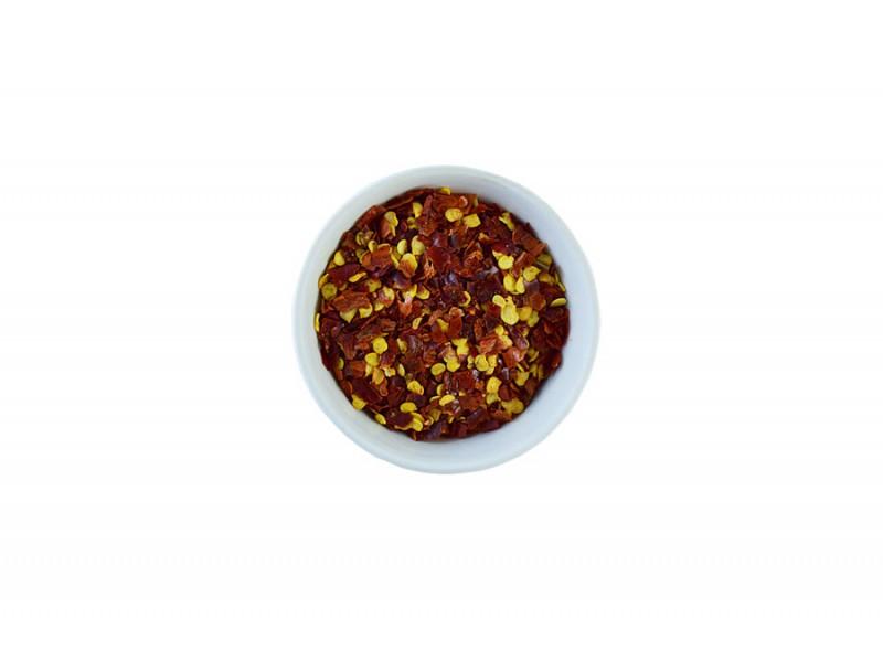 Перец Чили дробленый фас.