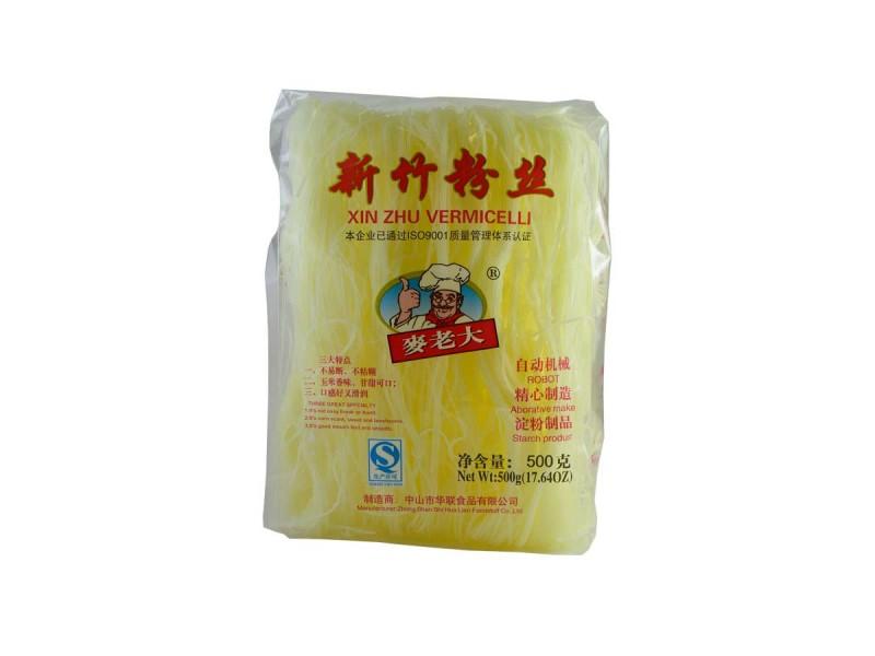 Лапша рисовая Робот 500г xin zhu