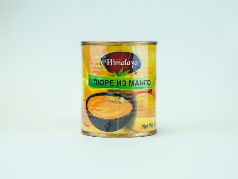 Пюре Манго Alphonso Mango Pulp 850 г ж/б Himalaya