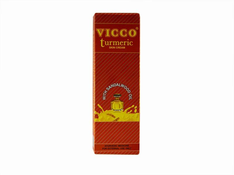 Крем с куркумой Викко VICCO 30 г
