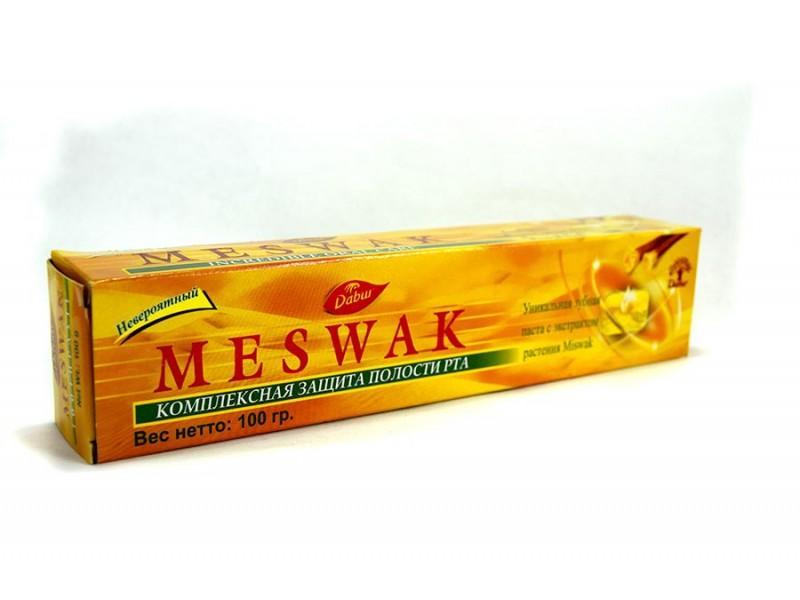Зубная паста мисвак MESWAK 100г Dabur