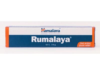 Аюрведический гель Румалая Rumalaya  хималая 30гр Himalaya