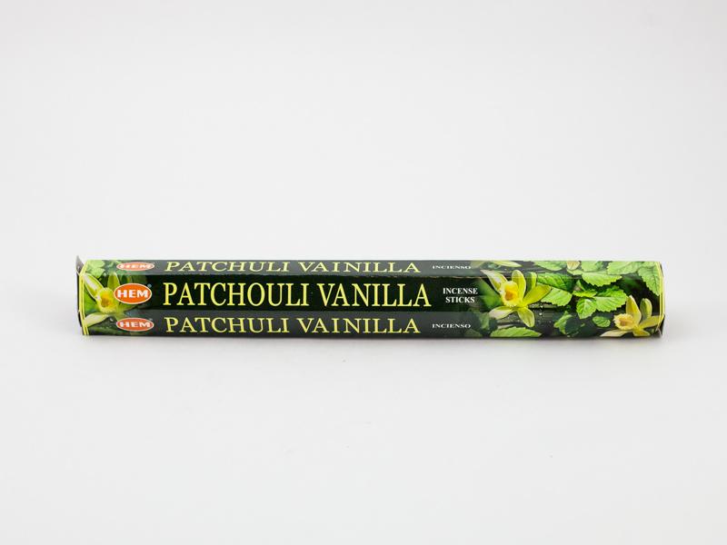 Аромапалочки HEM Patchouli Vanilla Хем