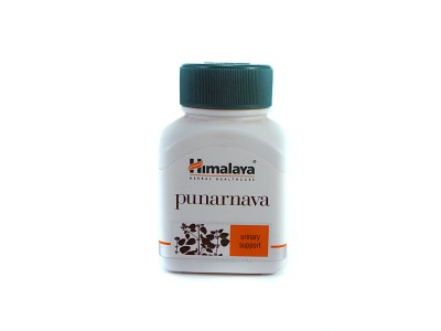 БАД Himalaya Punarnava пунарнава 60 капсул