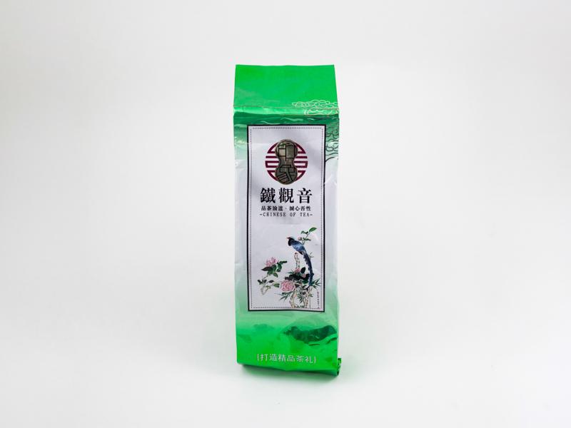 Чай зеленый с цветами жасмина 100 г Китай