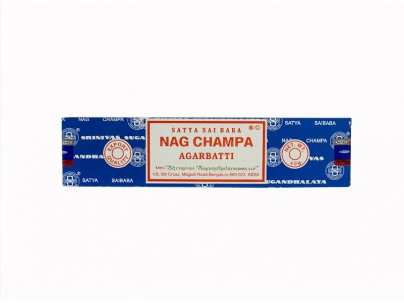 Аромапалочки наг чампа Nag Champa сатья Satya 40 г