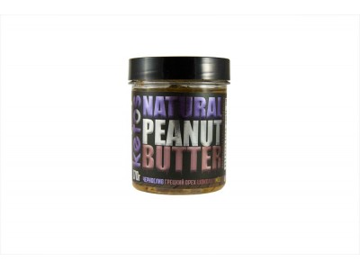 Арахисовая паста Natural Peanut Butter GRETSKI 170 г Кетос