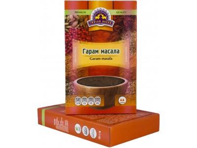 Гарам масала 75 г INDIAN BAZAR пакет