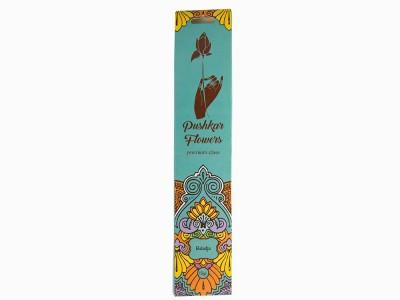 Аромапалочки Pushkar Flowers в упаковке раджастан в коробочке Baladja