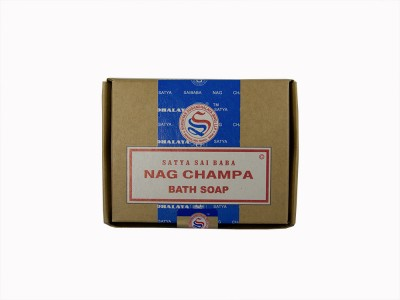 Мыло Наг Чампа 75г NAG CHAMPA Satya