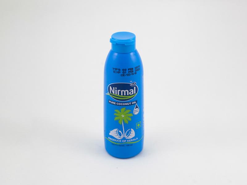 Масло кокосовое нераф. 100 мл Nirmal