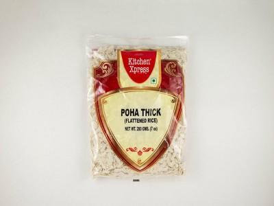 Рисовые хлопья Poha Thick 200 г Kitchen Xpress