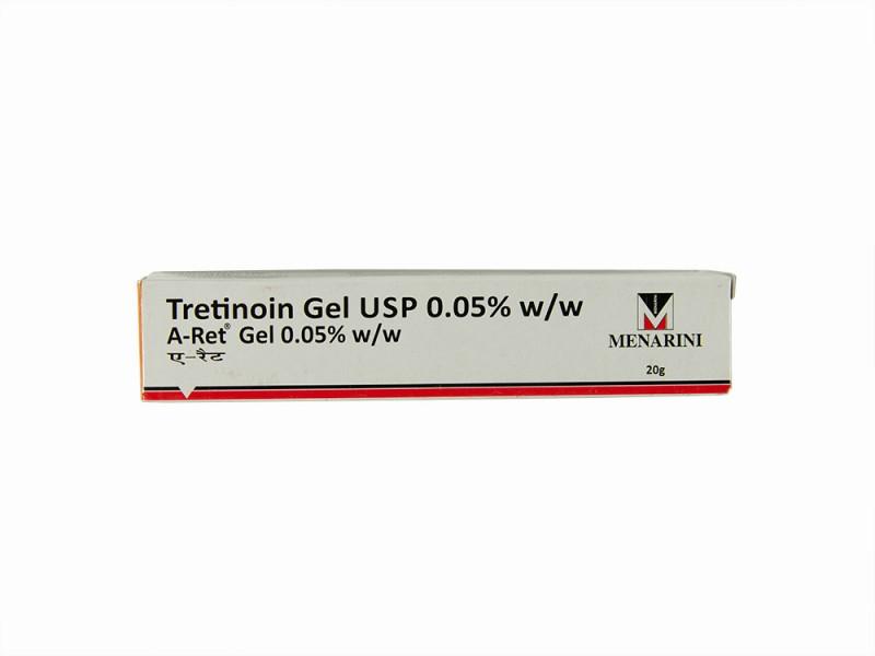Гель для лица Третиноин 0,05 % Tretinoin 20 г MIENARINI