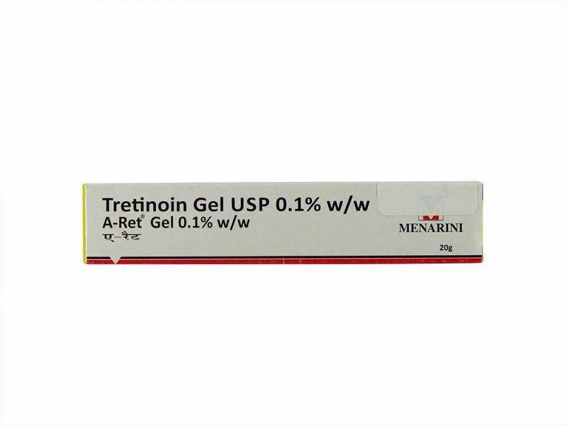 Гель для лица Третиноин 0,1 % Tretinoin 20 г MIENARINI